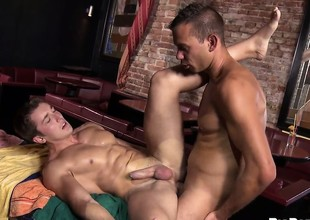 The male stripper moves any resembling he wants to get his ass drilled