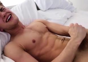 Danish Gay Cut up Young man - Jett Black (Jeppe Hansen) Cockyboys1