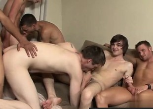 Amazing gay scene Watch laid back Avery get serioulsy laid o