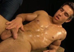Badpuppy's Sexy New Solo, Erik Drda (with masseur)