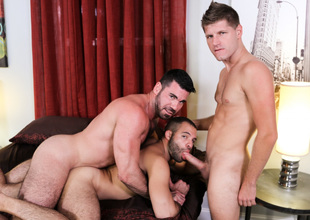 Billy Santoro & Braxton Smith & Peter Fields in Tomorrow Pellicle