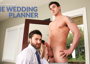 Derrick Dime & Abel Archer in The Bridal Planner XXX Video