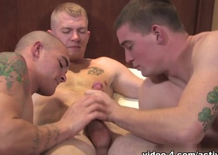 Kyle Military Porn Video
