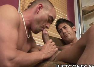 Enrique Currera Spicy Latino On Latino Making love