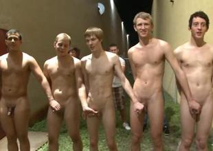 Recall c raise gay hazing for those poor str8 chaps