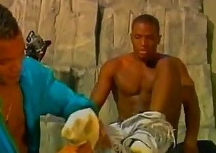 Horny Black Men Cock Sucking