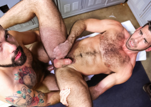 Alessandro Del Toro & Truncheon Santoro in Which Husband Fucks Better Video