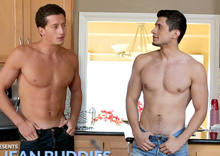 Drake Tyler & Joey Moriarty in Blue Jean Buddies XXX Video