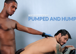 Draven Torres & Krave Moore thither Pumped and Humped XXX Video