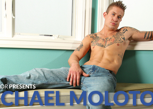 NextdoorMale - Michael Molotov XXX Video