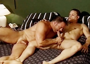 Gym studs suck as a last resort others hard cocks before fucking in a catch locker...
