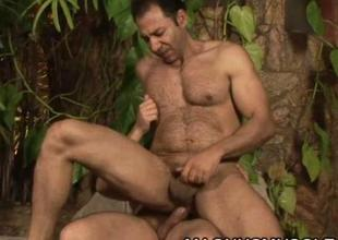 Francisco increased by Renato Arcanjo Daddy Bears Sex Play