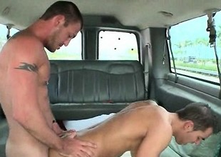 Pubescent gay loves a good cock nailing his butt