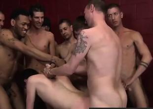 Well-pleased jocks Gorgeous guys enjoy Sean Dean!
