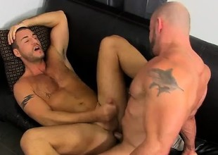 Twinks XXX Sex-crazed Office Butt Banging