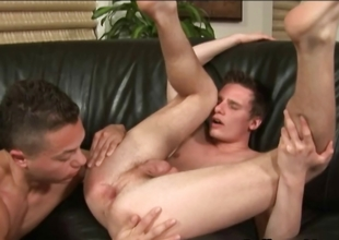 Paulie Vauss gets his college asshole