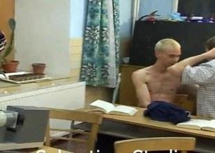 Big Cock Bareback Orgy