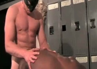 J.R and Nate Storm to sexy gay sex