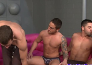 Underwear hunks assfucking vanguard facial cumshot