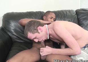 Jesse Bryce Wants Some Menacing Dick