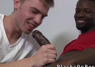 Cameron Davis Loves Every Inch Of A Black Load of shit