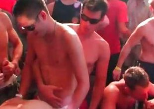 Totaly gay sex party