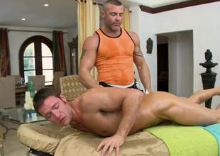 Getting balls deep in his gorgeous tiny ass