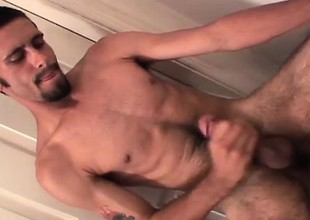 Horny straight boys want to have their big cocks well off
