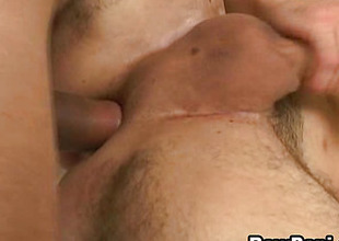 First Timer Latino Men Bareback Sex