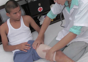Kinky Medical Fetish Asians Albert and Jacop