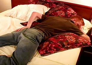 Redhead Twink Patrick Grenshaw Semi Exclusive Solo Vid
