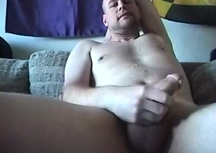 Old 2004 clip of me jerking off