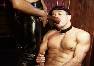 Sweet Williams fucked by  keep quiet daddy Mondo Moore right up his...