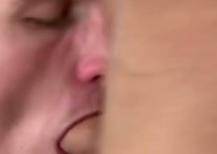 Pornstar Marcus Mojo drag inflate fuck