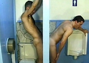 Glory holes are there be proper of a reason and muscle man Marc is not about...
