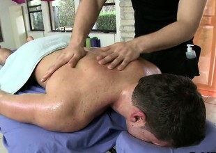 My gay buddy has a cock and I like to massage and suck it daily