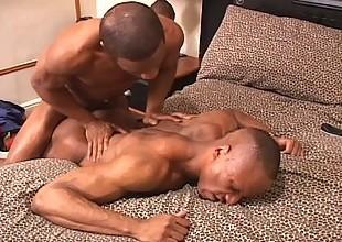 Two Bodybuilder Gay Boys With Go