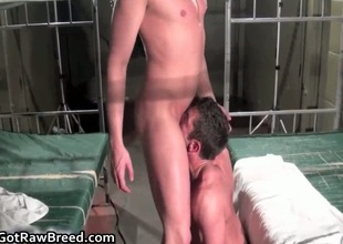 Drake Hanson & Zac Zaven tight anal sex