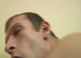Hairy Gay Bareback Making out