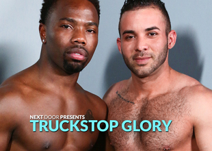 Bam Bam & Fernando Del Rio in Truckstop Respectableness XXX Video