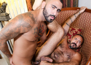 Alessio Romero & Rikk York fro Half Hearted Faithfulness 4 Membrane