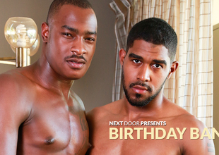 Tyson Tyler & XL in Birthday Rumble XXX Video