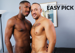Jordano Santoro & JP Richards with regard to Easy Pick Up XXX Video