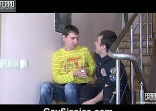 Anthony&Sebastian happy-go-lucky sissy movie